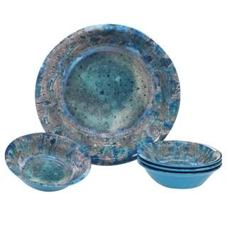 Link to Certified International Radiance 5-piece Melamine Salad/Serving Set Similar Items in Dinnerware