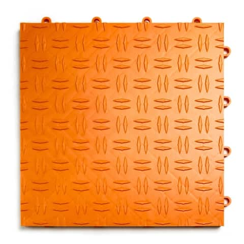 MotorDeck Diamond Orange (24 Pack)