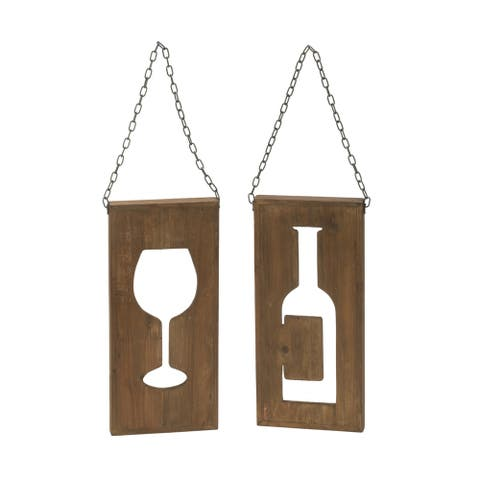 Vineyard Wall Art Set of 2