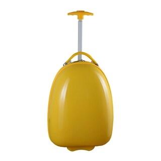 Kids Pod Luggage In Yellow