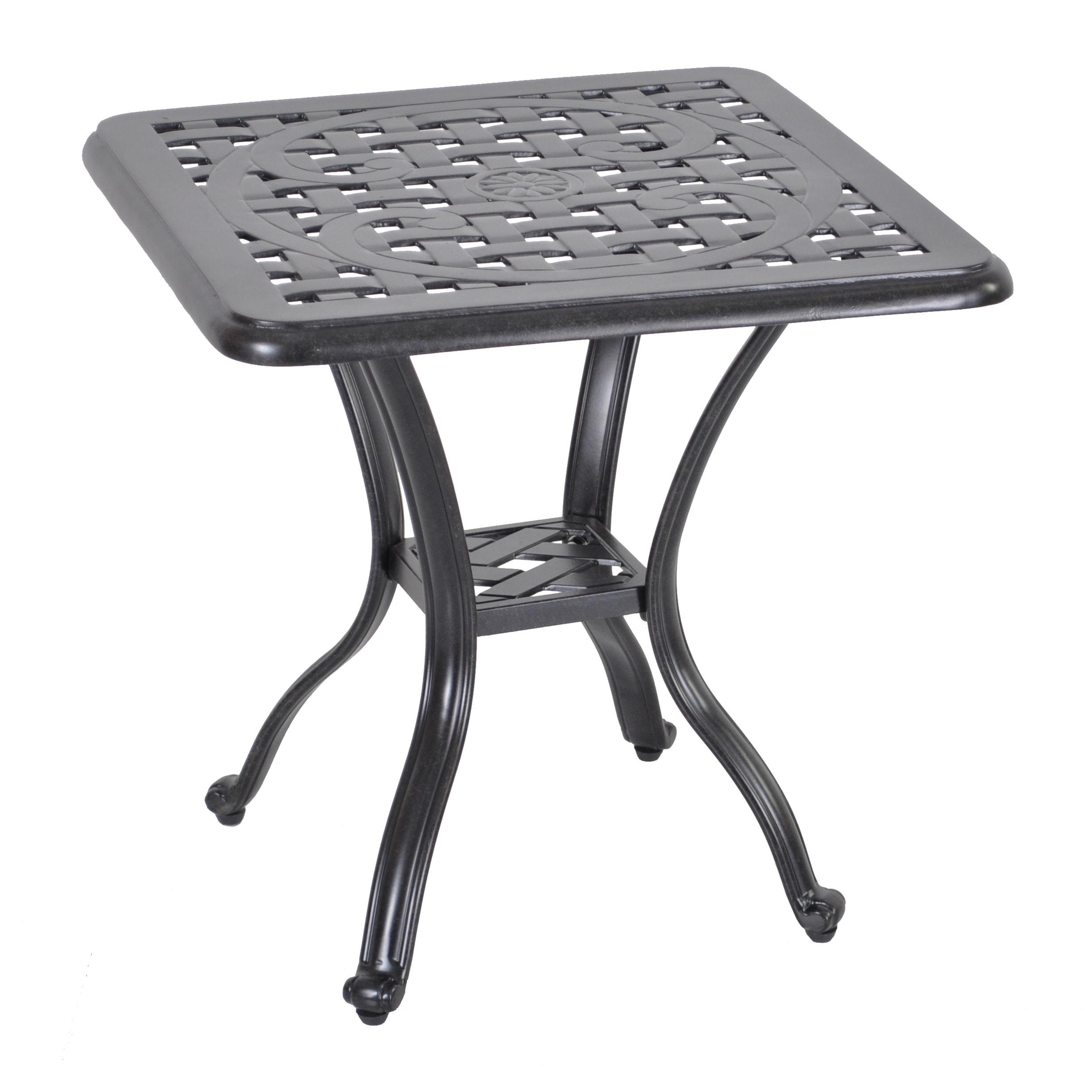 Veranda Classics Carmen End Table 721015751748 Ebay