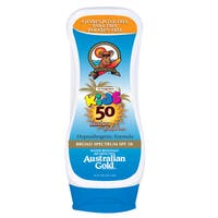 Australian Gold 8-ounce Kids Sunscreen Lotion SPF 50