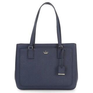 Kate Spade Cameron Street Zooey Blazer Blue Tote Bag