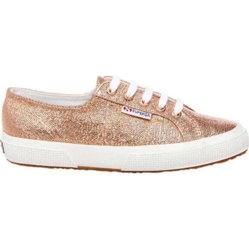 cff60c2d4029 ... Thumbnail Women  x27 s Superga 2750 COTMETU Sneaker Rose Gold Metallic  ...