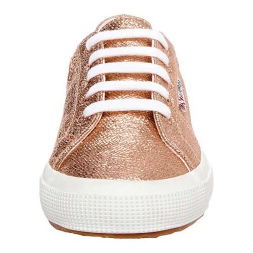 dfc4a6b50977 ... Thumbnail Women  x27 s Superga 2750 COTMETU Sneaker Rose Gold Metallic  Cotton