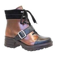 Women's Dromedaris Kori Ankle Boot Copper Leather