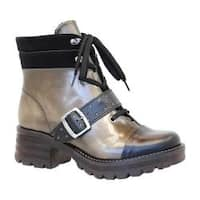 Women's Dromedaris Kori Ankle Boot Taupe Leather