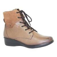 Women's Dromedaris River Ankle Boot Taupe Leather