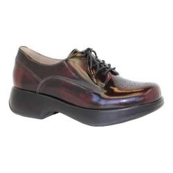 Women's Dromedaris Sade Oxford Polished Coffee Bean Leather (3 options available)