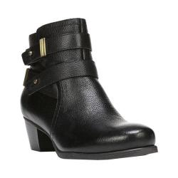Women's Naturalizer Kepler Moto Bootie Black Leather|https://ak1.ostkcdn.com/images/products/217/851/P24805471.jpg?_ostk_perf_=percv&impolicy=medium