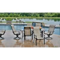Veranda Classica Peninsula Sling Dining Chair (Set of 4)