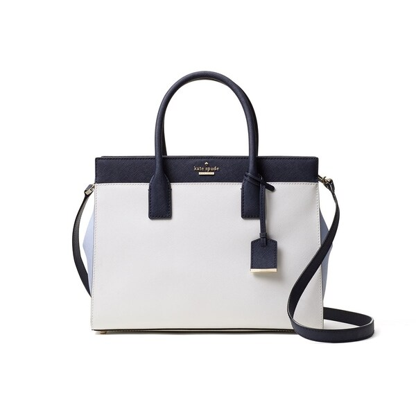 Shop Kate Spade Cameron Street Candace Cement Morning Multi Satchel ... e5723dde439df