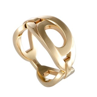 Chopard Openwork Rose Gold Band Ring 827416-5013