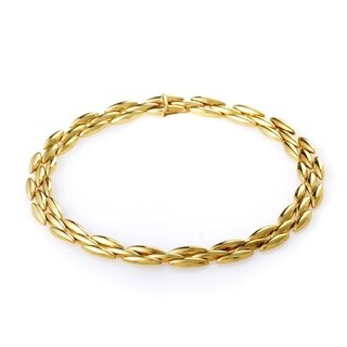 Cartier Gentiane Yellow Gold Necklace