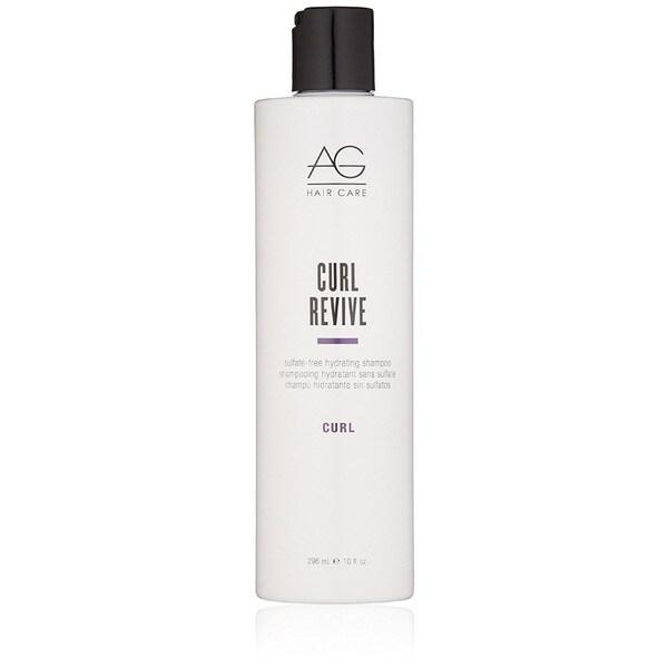 AG Hair Curl Revive 10-ounce Hydrating Shampoo