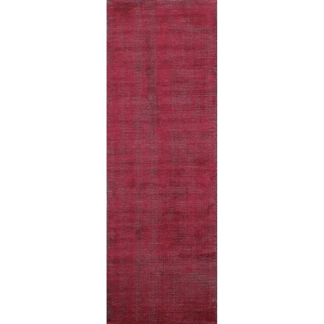 Janis Red Grey Contemporary Area Rug