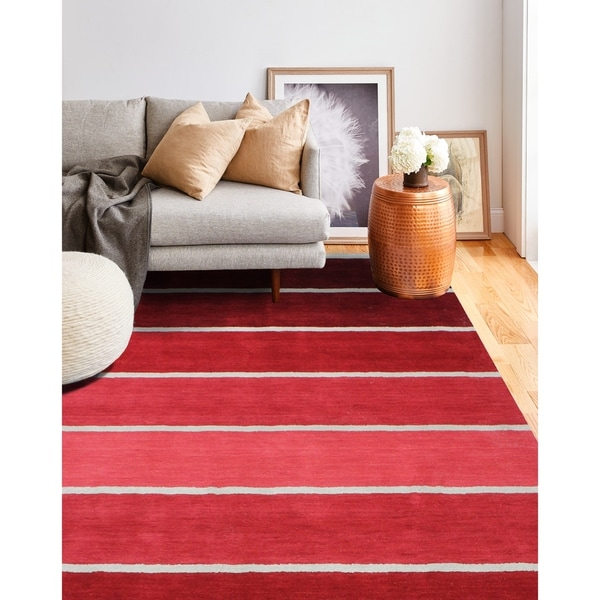 Pasadena Contemporary Hand Loomed Area Rug. Opens flyout.