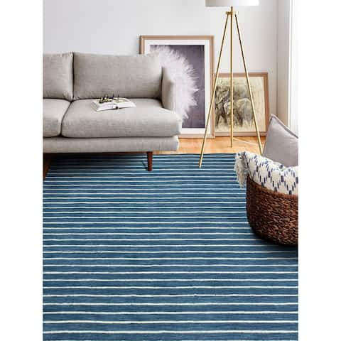 Brentwood Contemporary Hand Loomed Area Rug