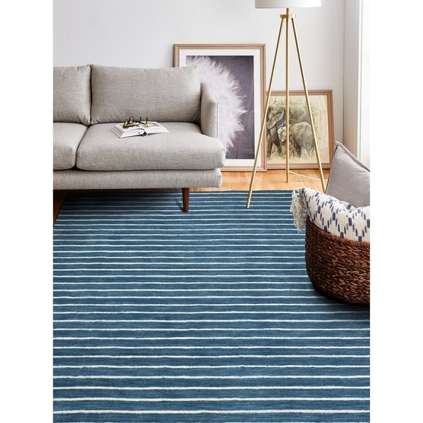 Brentwood Contemporary Hand Loomed Area Rug. Opens flyout.