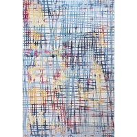 """Gunther Multi Transitional  Area Rug - 3'6"""" x 5'6"""""""