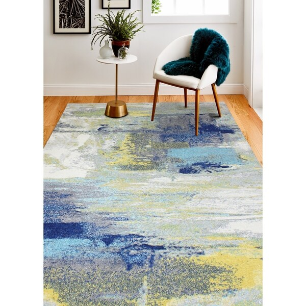 Ari Transitional Machine Made Area Rug. Opens flyout.