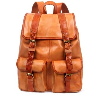 Old Trend Amy Leather Backpack