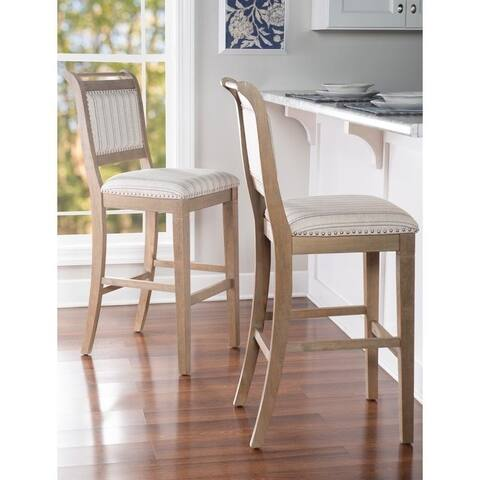 Demi Grey Bar Stool