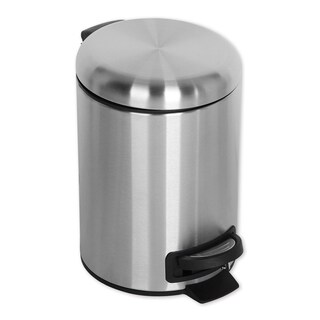 3 Liter Stainless Steel Soft Close Waste Bin