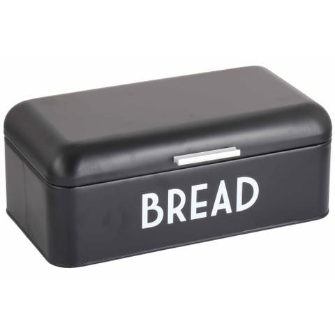 Bread Box (Black)