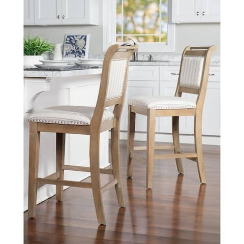 Demi Grey Counter Stool - N/A