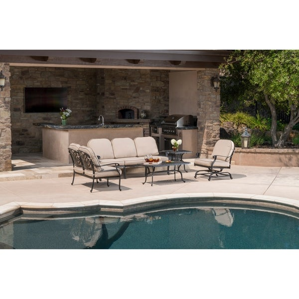 Veranda Clics San Marino Loveseat Set Of 2 Free Shipping Today 21706593