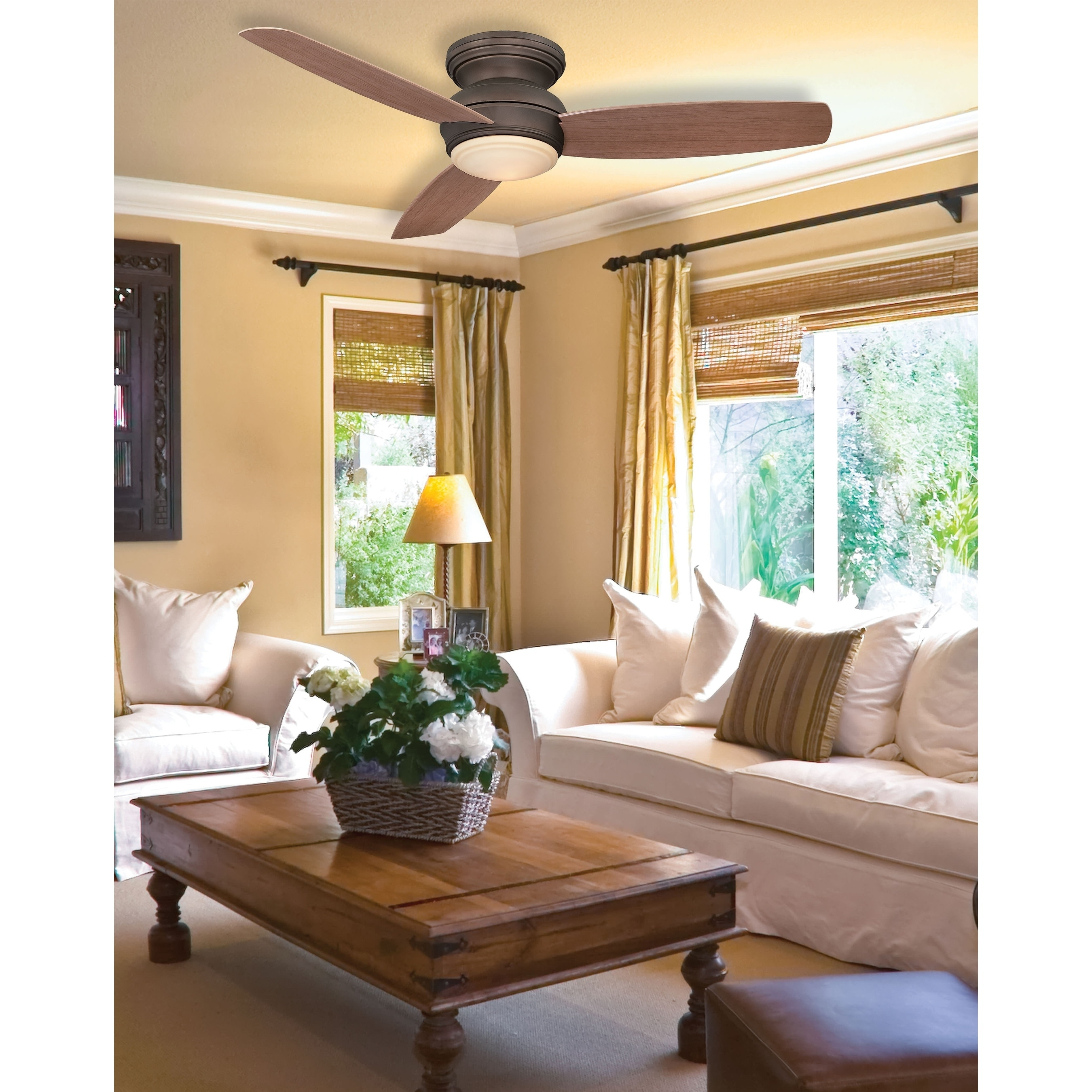 Ceiling Fan Light Kits Home Kitchen Minka Aire Concept I Led 52 Indoor Outdoor Ceiling Fan Oil Rubbed Bronze Finish 1897033