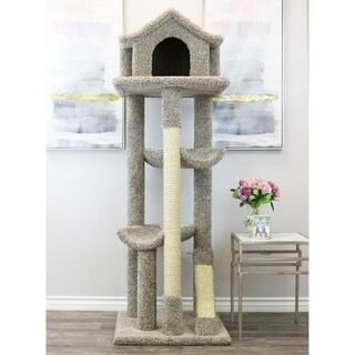 New Cat Condos Solid Wood Large Cat House