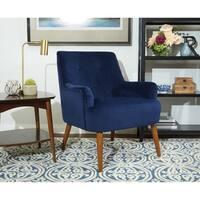 Carson Carrington Balestrand Mid-century Tufted Arm Chair