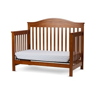 Solano Beach 4 in I Convertible Crib in Pecan