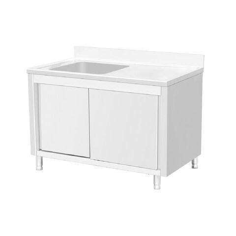 EQ Kitchen Line Commercial Sink