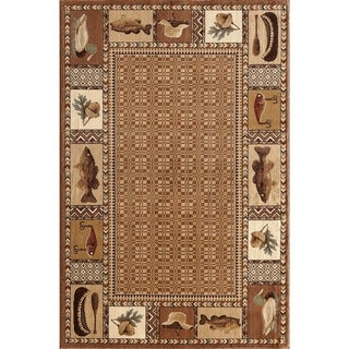 Lodge Renaissance 40 Okena medium brown