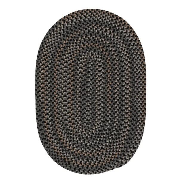 Seena Greystone Braided Area Rug - 12' x 15'