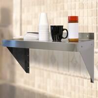 Sportsman Series36 Inch Stainless Steel Wall Shelf