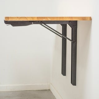 Sportsman Series Wall Mounted Folding Workbench