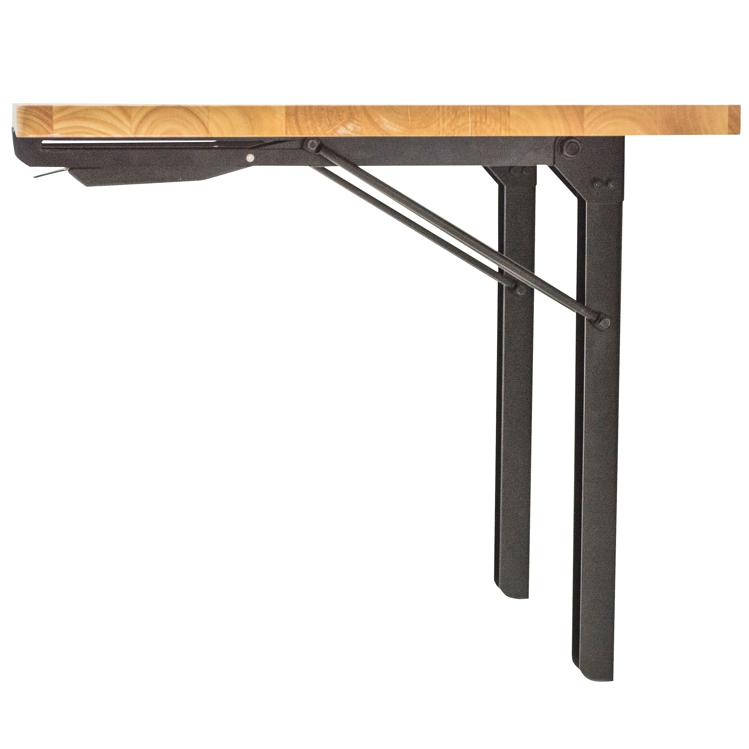 - Shop Sportsman Series Wall Mounted Folding Workbench - Overstock