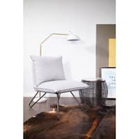 Ave Six Riverdale Mid-Century Accent Chair