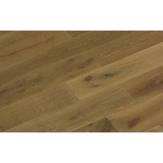 Trunk & Branch Hardwood Floors Cartago European Oak Engineered Hardwood Floor (30.28 Square feet per case pack)