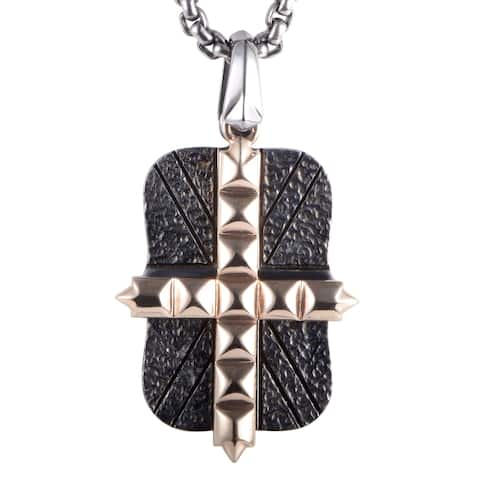 Stephen Webster God Save the Queen Sterling Silver Pendant Necklace