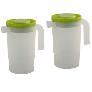 2 Quart Pitcher, 2 Pack