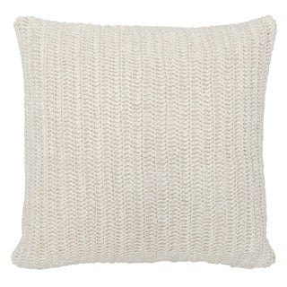 Kosas Home Marcie Knitted 22-inch Throw Pillow