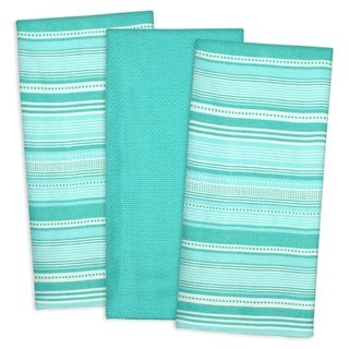 Design Imports Urban Stripe Dishtowel Set of 3 (30 inches long x 20 inches wide)