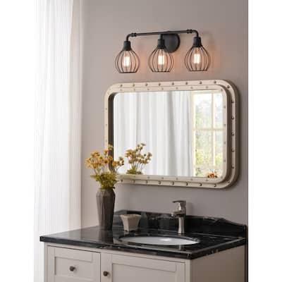 Design Craft Bathroom Vanity Lights