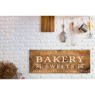 Farmhouse Sign Bakery Sweets