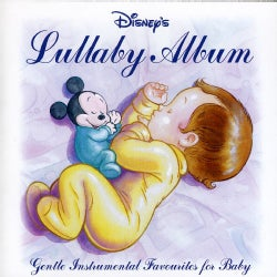 DISNEY'S LULLABY ALBUM - DISNEY'S LULLABY ALBUM